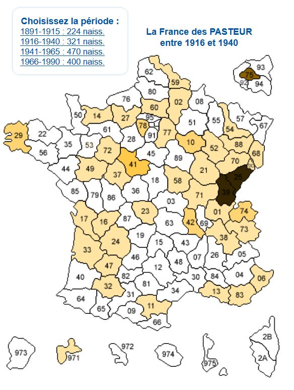 carte-de-france-des-pasteurs-1916-1940